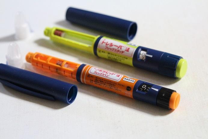 インスリン 注射